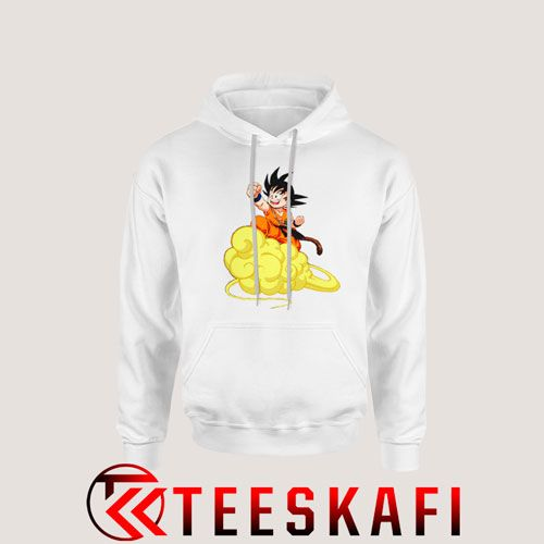 Grab It Fast Kid Goku Nimbus Cloud Hoodie Dragon Ball Size S 3xl Hoodies Hoodie Drawing Kid Goku