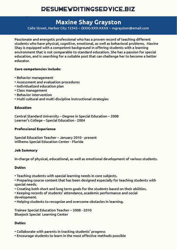 writing resume and education on pinterest
