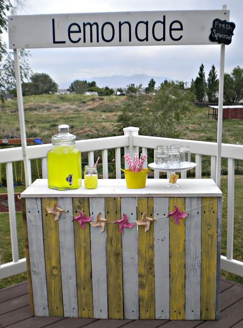 lemonade stand: