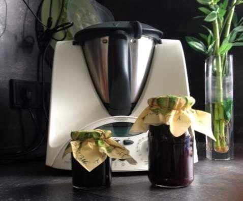 Rezept Zwiebel-Kirsch Chutney von Olivia2010 - Rezept der Kategorie Saucen/Dips/Brotaufstriche