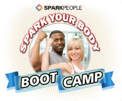 SparkPeople's Spark Your Body Bootcamp SparkTeam