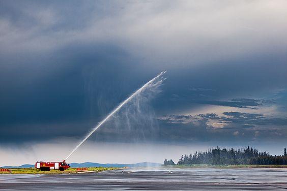 Aeroporto de Santiago de Compostela, 01/06/2012