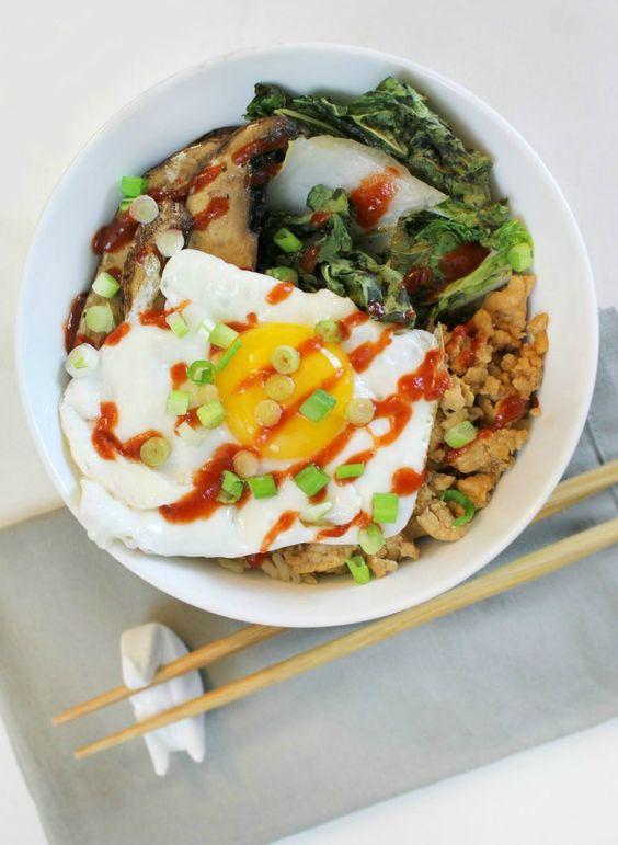 Rice bowls, Chicken rice bowls and Chicken rice on Pinterest