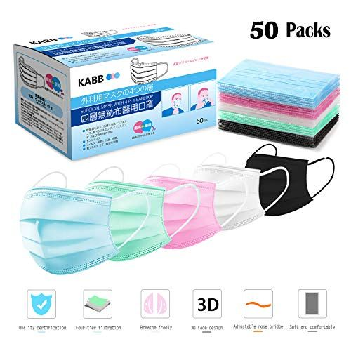 face masks disposable medical