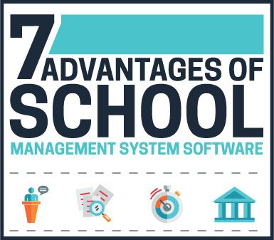 7 Advantages of School Management System Software [ Infographics ...