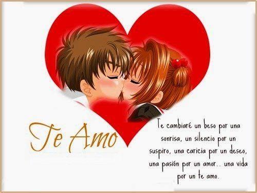 Frases Romanticas De Amor Anime En Imagenes Para Descargar Gratis