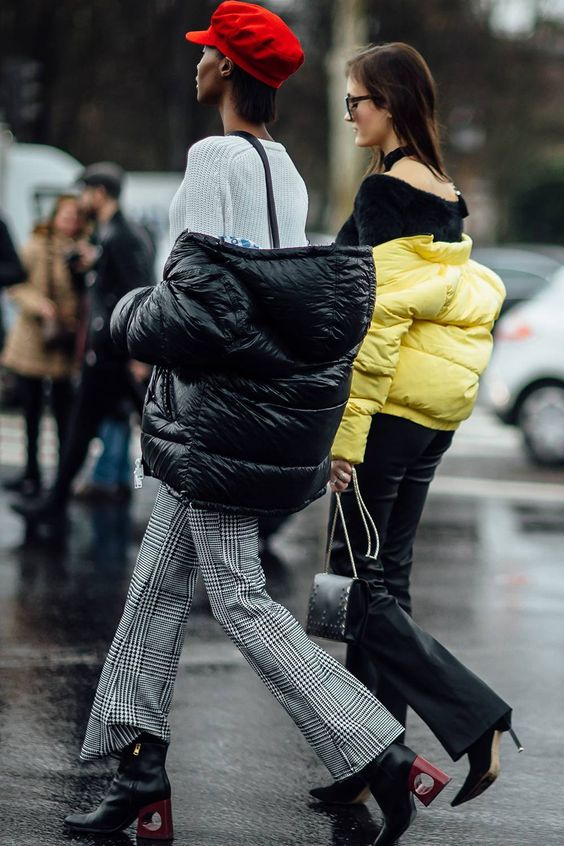 See our favorite street style moments from Paris Couture Fashion Week 2018.