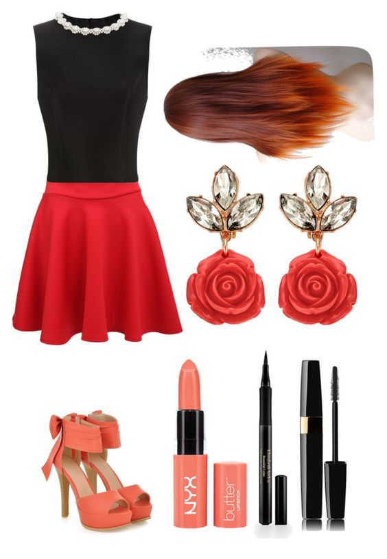 """Untitled #6"" by slytheringirlriddle ❤ liked on Polyvore featuring JY Shoes, Simone Rocha and Elizabeth Arden"