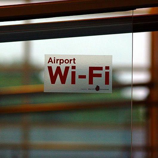 cek wifi airport gratis