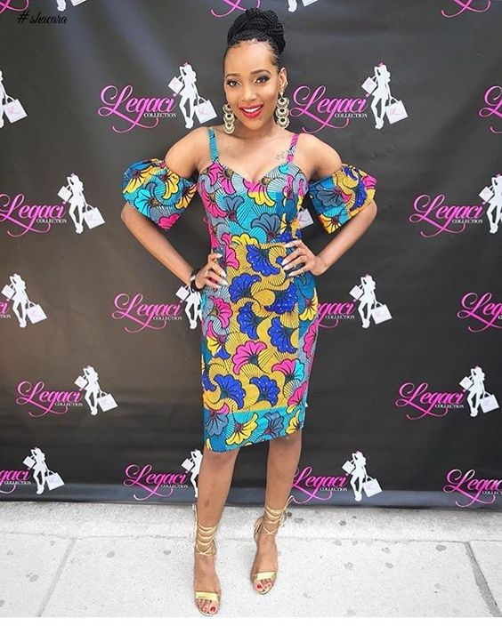 GET A DASH OF DAZZLE WITH THESE ANKARA STYLES