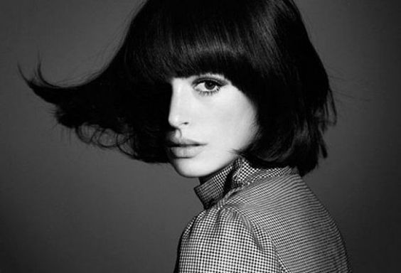 Must try: Short bob with bangs