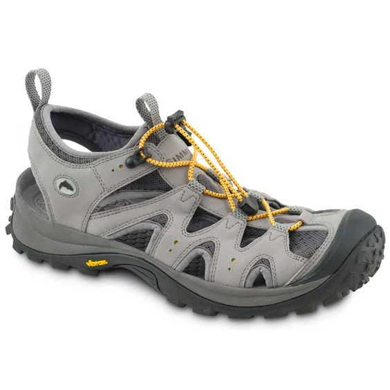 Simms Fly Fishing Wading Streamtread Sandal Granite 9