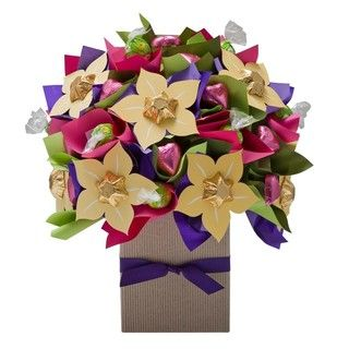 Pastel Chocolate Bouquet Medium