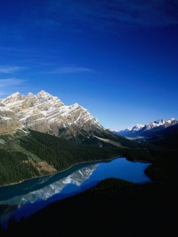 Peyto Lake, Banff, Canada is one of the most beautiful lakes I have visited.