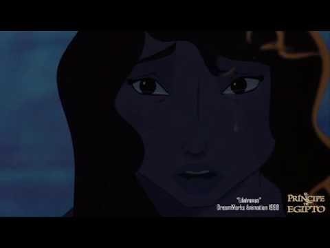 El Principe De Egipto Peli Youtube En 2020 El Principe De Egipto Princesas Película Musical