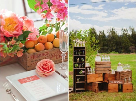 Ideias para casamento no campo - Berries and Love