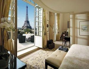 Shangri-La Hotel in Paris by Eva0707