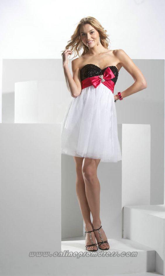 Designer cocktail dress white | My best dresses | Pinterest ...