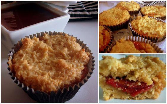 muffin de milho