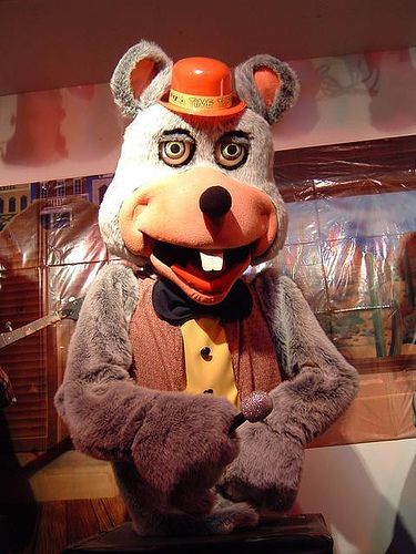 How can I get an interview at Chuck E. Cheese's?