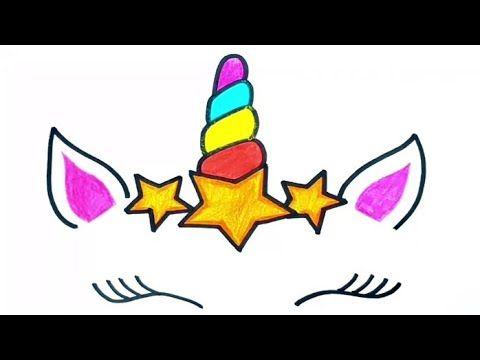 رسم يونيكورن سهل جدا رسم سهل وجميل رسومات سهله وجميلة How To Draw Unicorn Youtube In 2021 Craft Activities For Kids Craft Activities Activities For Kids