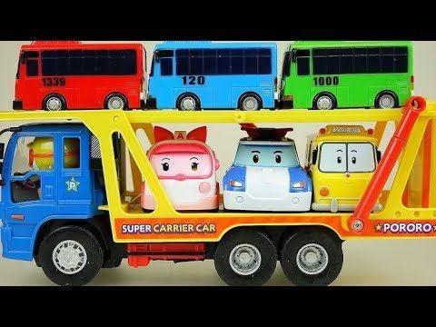Tayo Minibus Pemula Syuting Permainan Anak Tayo The Little Bus Thomas And Friends Trains Robocar Poli