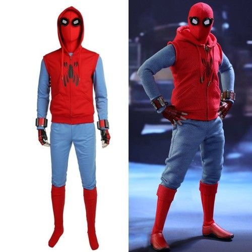 ** TOM HOLLAND PARTY MASK FANCY DRESS NEW ** LADIES MENS CHILDRENS