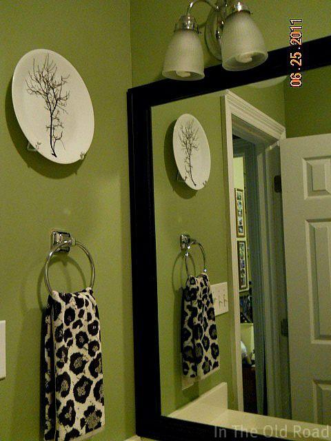 asparagus green...bathroom color. | the en suite | Pinterest ...