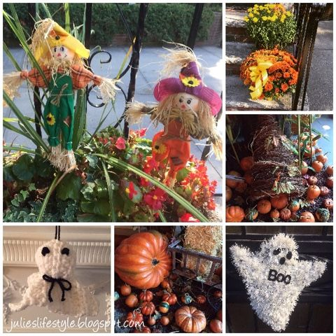 Julie's Lifestyle: Some Fall & Halloween Fun