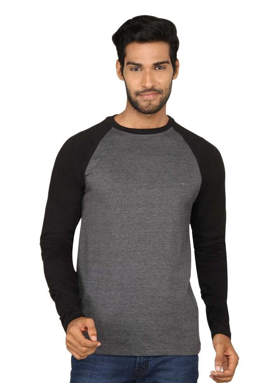 Two Tone Solid Full Sleeve T shirts Combo | L2L Parent Wardrobe ...