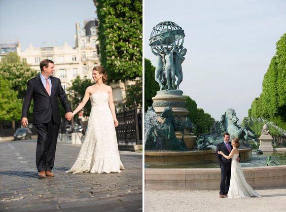 pre-wedding and engagement photographer Paris