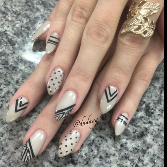 nails.quenalbertini: Instagram photo by dndang   ink361