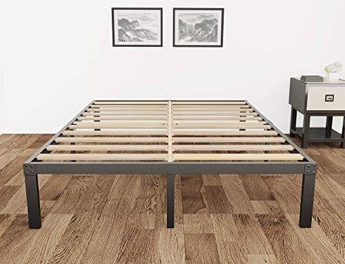 Best Seller 3800lbs Heavy Duty 14 Inch Steel Wooden Slat Support