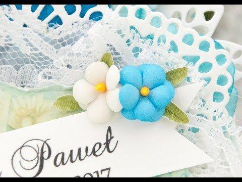 Kurs Tutorial Male Kwiaty Z Foamiranu Foamiran Flowers Youtube Foam Flowers Flower Making Handmade Flowers