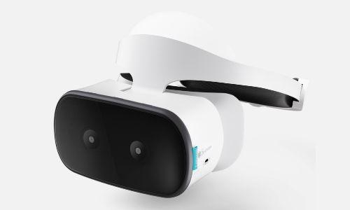 Daydream VR Gözlüğü: Lenovo Mirage Solo