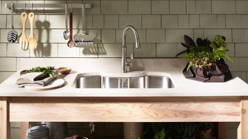 KOHLER | Octave™ | Under-mount Sinks | Kitchen Sinks | Kitchen