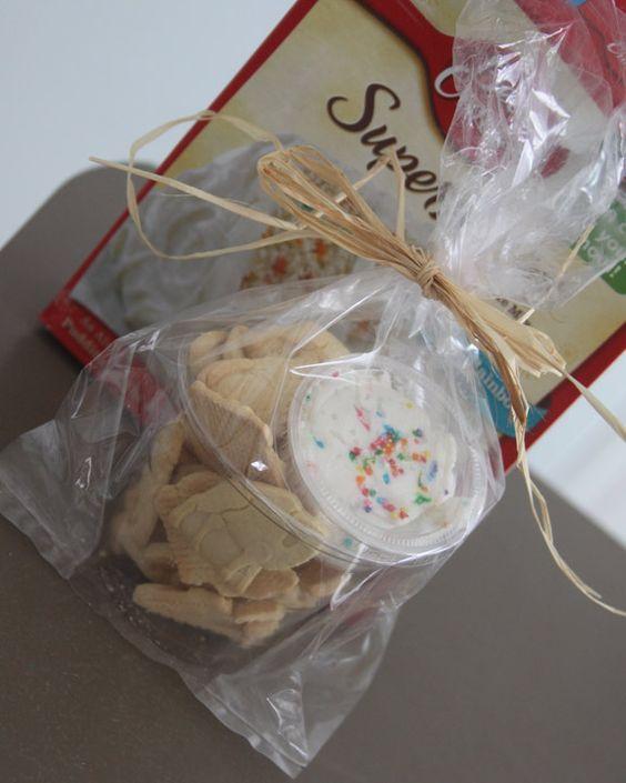 Birthdays, Cakes And Animal Cracker