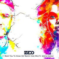 Zedd I Want You To Know (Gil Martin Club Mix)Ft. Selena Gomez by Gil Martin on SoundCloud