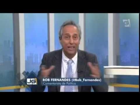 TÁ TUDO ERRADO (BOB FERNANDES /JG)