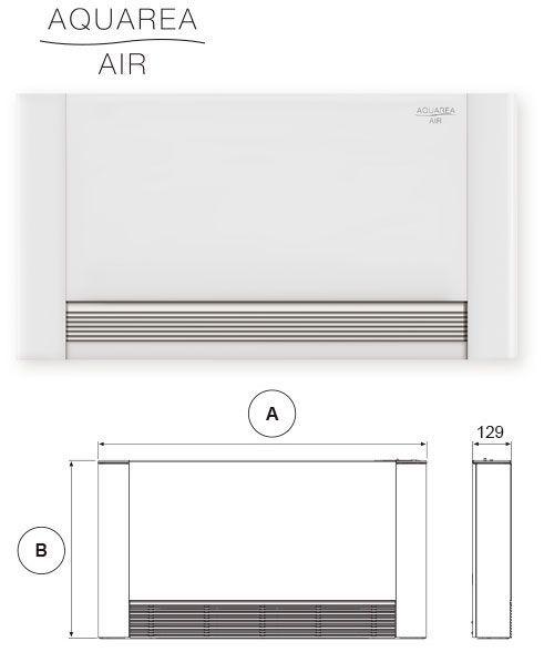Aquarea Air Radiators Panasonic Heating And Cooling Solutions