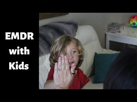 EMDR Therapy with Kids Explained to Parents and Caregivers - YouTube
