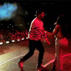 Nicki and Drake I wish they were a couple