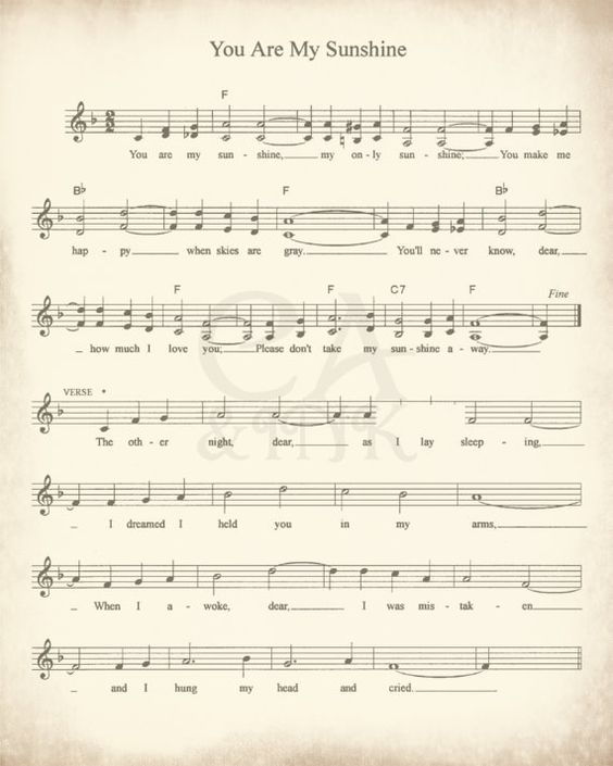 Sheet Music For Knowing Me Knowing You: Sheet Music Art, Lullaby Sheet Music, Sheet Music Prints