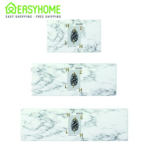 Marble View Printed Kitchen Floor Mat Home Rug Kitchen Flooring Kitchen Mats Floor Home Rugs