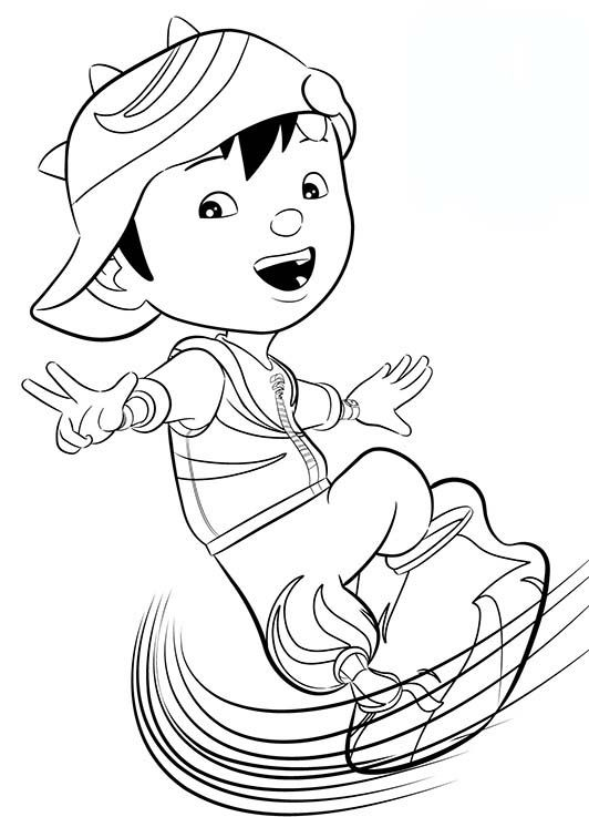 Printable Boboiboy Coloring Pages Free Coloring Sheets Princess Coloring Pages Printables Coloring For Kids Kitty Coloring