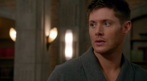yes, PLEASE take off the dead guy robe!!! (but don't put clothes on in its place.....)