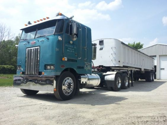 Old Peterbilt Cabovers for Sale submited images.
