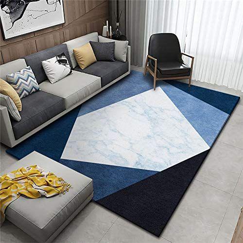Zxcv Tapis Salon Design Moderne Moquette Salon Impression Geometrique 3d Differentes Couleurs Peuvent Etre Selec Tapis Salon Decoration Maison Decoration Salon