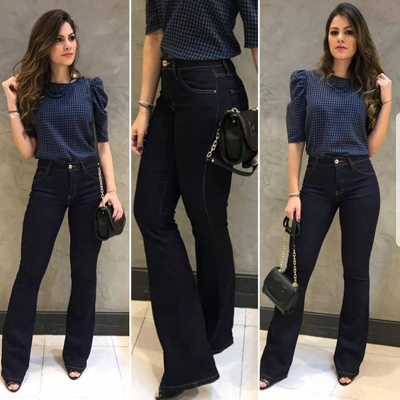 Que Son Los Jeans Oxford Ropa De Moda Ropa Moda