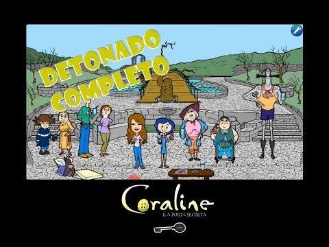 Coraline e a Porta Secreta - InkaGames (Detonado Completo) - YouTube